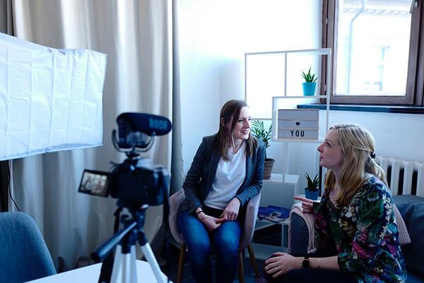 Videoblog Pakete für Unternehmen von RecoMotion - Ihre Videomarketing-Spezialisten in Leonberg bei Stuttgart